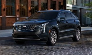 Cadillac XT4 2.0 350T Luxury AWD