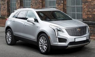 Cadillac XT5 3.6L V6 AWD AT Premium