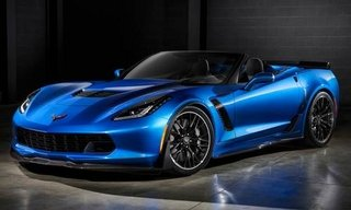 Chevrolet Corvette Z06 Cabrio 6.2 V8 8AT Cabriolet Super Sport