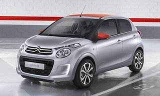 Citroën C1 Airscape 5 porte 1.0 VTi72 ETG Feel