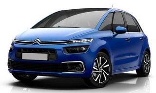 Citroën C4 Spacetourer BlueHDi 130 S&S EAT8 Live