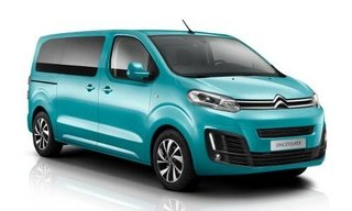 Citroën SpaceTourer 75kw 330 km XL Business