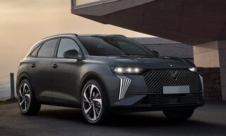 DS DS 7 CROSSBACK BlueHDi 180 Automatica Grand Chic