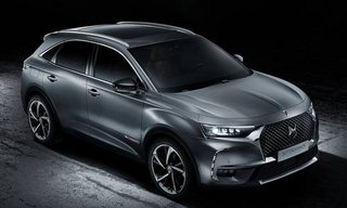DS DS 7 CROSSBACK PureTech 130 Automatica Grand Chic