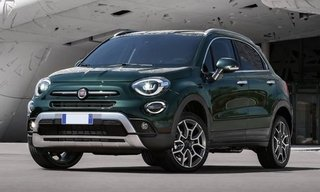 FIAT Nuova 500X Cross 1.6 E-TORQ 110cv 4x2 City Cross