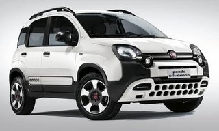 FIAT Panda City Cross 1.2 69cv S&S E6d-Temp Trussardi