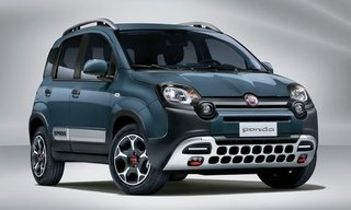 FIAT Panda Cross 0.9 TwinAir Turbo 85cv E6d-T. Cross 4x4