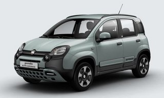 FIAT Panda City Cross Hybrid 1.0 70cv S&S Hybrid City Cross Trussardi