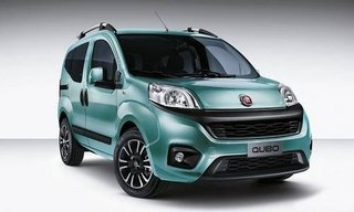 FIAT Qubo 1.4 8v 70cv Easy Natural Power E6