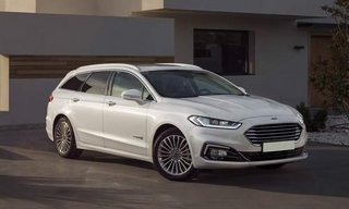 Ford Nuova Mondeo Wagon 2.0 Eco Blue190cv S&S Auto AWD ST-Line Business