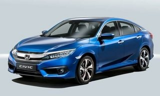 Honda Civic 4 porte