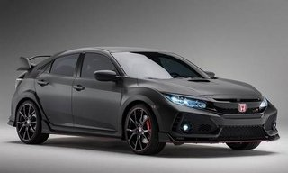Honda Civic Type R 2.0 VTEC Turbo Type R