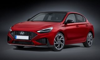 Hyundai i30 Fastback 1.4 T-GDI Business
