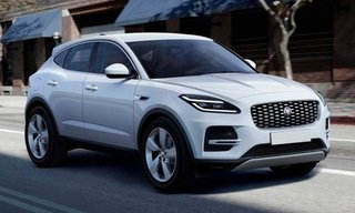 Jaguar E-PACE 2.0P I4 147KW CHEQUERED FLAG AUTO 4WD