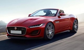 Jaguar F-TYPE CONVERTIBLE 3.0 V6 380cv auto