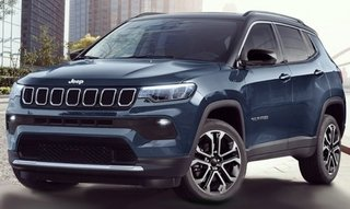 Jeep Compass 2.0 MJet 140cv Limited 4WD auto