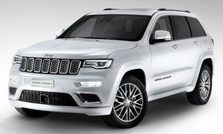 Jeep Grand Cherokee 3.0 V6 CRD 184kW Summit