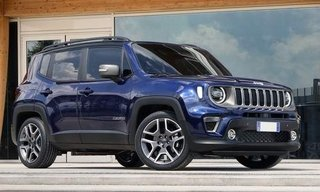 Jeep Nuova Renegade 1.6 MJet DDCT 120cv Night Eagle