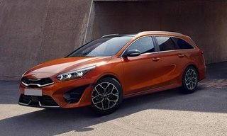 KIA Ceed SW 1.4 T-GDI 140cv ECO BUSINESS CLASS
