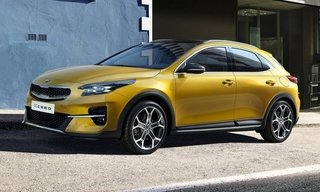KIA XCeed 1.6 CRDI MHEV IMT HIGH TECH