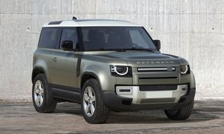 Land Rover Nuova Defender 90 2.0 SD4 200 90 AWD auto.