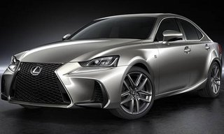 Lexus IS Hybrid 300h Business