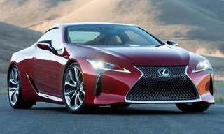Lexus LC 3.5 Hybrid Limited Edition