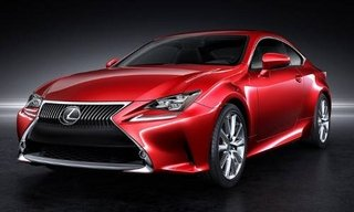 Lexus RC Hybrid 5.0 V8 F Luxury