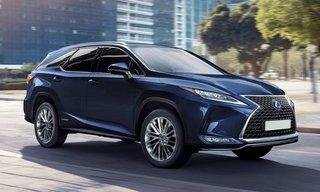 Lexus RX L Hybrid 450h Executive
