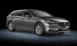 Mazda Mazda6 Wagon 2.2 Skyactiv-D 184cv 6AT AWD Signature