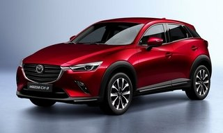 Mazda Nuova CX-3 2.0L 121hp 2WD Skyactiv-G 6MT Business