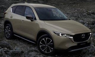 Mazda CX-5 Diesel 2.2L 184cv AWD 6MT Exclusive