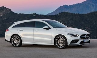 Mercedes-Benz CLA Shooting Brake CLA 250 e Plug-in hybrid Auto Sport