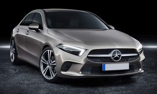 Mercedes-Benz Nuova Classe A Sedan Mercedes-AMG A 35 4MATIC