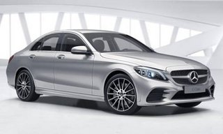 Mercedes-Benz Nuova Classe C C300 e EQ-POWER 4MATIC Executive Auto