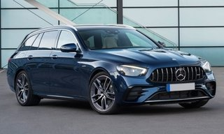 Mercedes-Benz Nuova Classe E Station Wagon E300 de 4MATIC EQ-POWER Exclusive