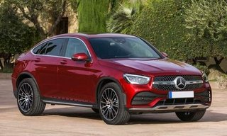 Mercedes-Benz Nuovo GLC Coupé 300 e 4Matic EQ-Power Business aut.