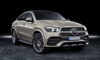 Mercedes-Benz Nuovo GLE Coupé GLE Coupè 350 d 4Matic Sport