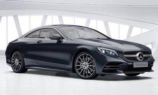 Mercedes-Benz Classe S Coupè S 450 4matic Premium