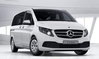 Mercedes-Benz Nuova Classe V V 300 D Auto Exclusive Long