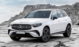 Mercedes-Benz Nuovo GLC Mercedes-AMG GLC 63 S 4Matic