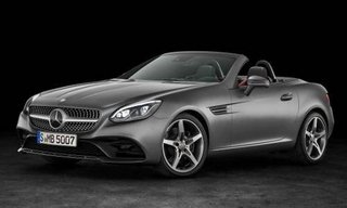 Mercedes-Benz SLC Roadster SLC 300 Sport