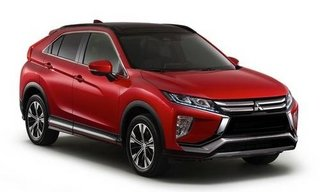Mitsubishi Nuova Eclipse Cross 2.2 diesel 8AT 4wd Diamond SDA