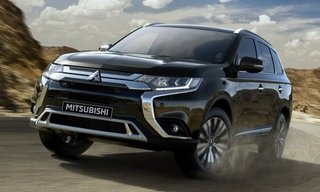 Mitsubishi Outlander 2.2 DI-D 4WD AT Instyle Plus Navi Diamond Pack 7p