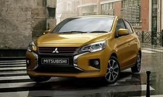 Mitsubishi Space Star 1.0 71cv Bi-Fuel GPL Invite Audio