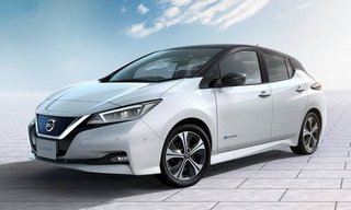 Nissan Nuova Leaf N-Connecta 40KWh
