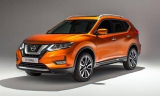 Nissan Nuovo X-Trail 1.7 dCi 150 2WD Business Xtronic