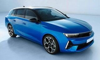 Opel Nuova Astra Sports Tourer 1.2 Turbo 2020 130cv S&S MT6