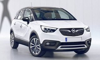 Opel Crossland X 1.2 83cv Advance MT5