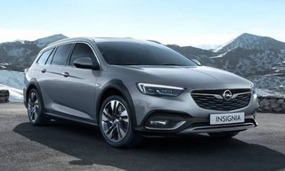 Opel Nuova Insignia Country Tourer 2.0 CDTI 170cv S&S AT8